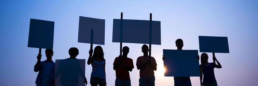 Protesta - Banca Popolare di Bari