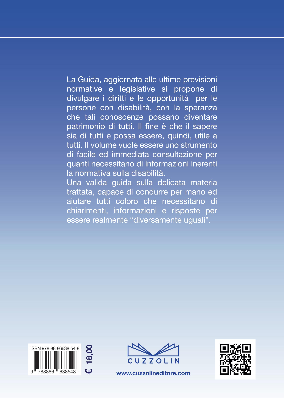 Guida ai diritti delle persone con disabilità - 4° copertina