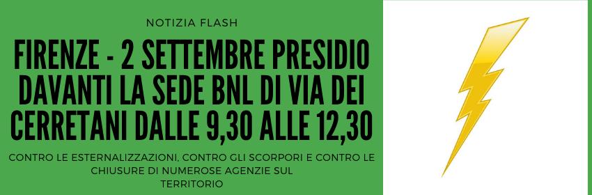 Bnl notizia flash