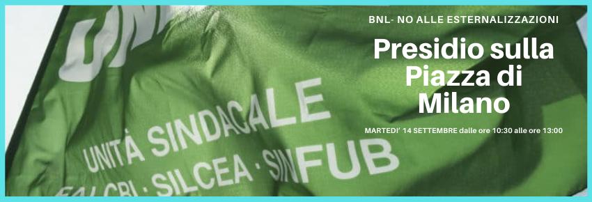 Presidio Bnl Milano