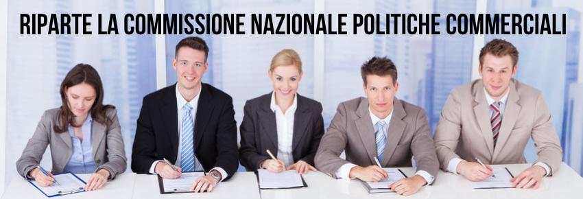 Commissione politiche comm.li