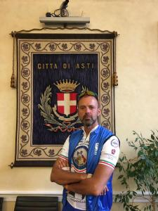 Cristicchi al comune di Asti