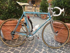 bici Daniele Cristicchi