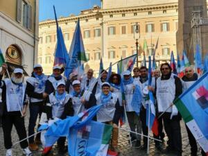 10.12.2019 - Roma - Piazza Montecitorio
